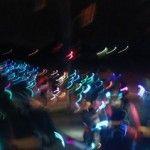 Run, Baby, Run in the dark... | speed of light run ruhr