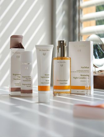 Many Dr. Hauschka products and treatments in the current range go directly back to Elisabeth Sigmund.