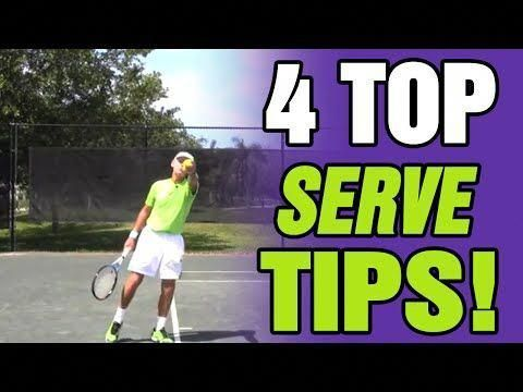 Tennis Serve How To Serve In Tennis Techniques And Tips For Effective Serving Youtube Learntennis Learntenni Tennis Serve Tennis Techniques Tennis Drills