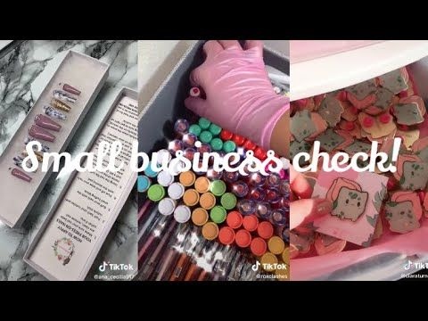Small Business Tiktok Compilation Part 3 Youtube Small Business Inspiration Small Business Organization Small Business