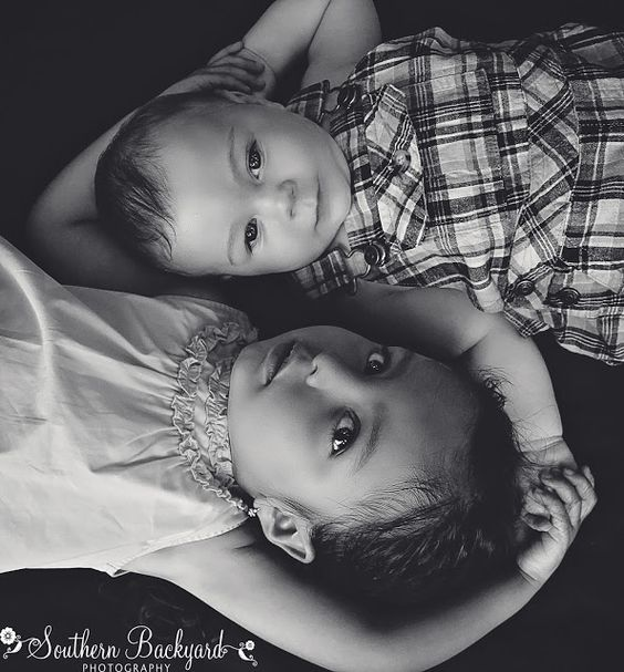 Sister and Brother are always there for eachother