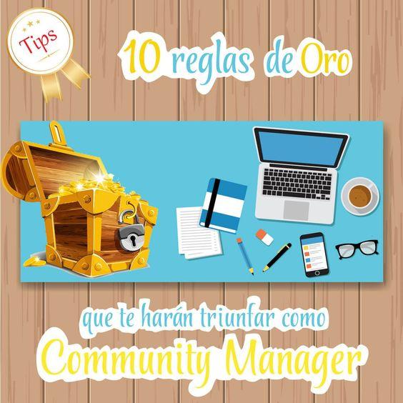 Un buen Community Manager debe tener en cuenta ciertos aspectos que son fundamentales en Socialmedia y Redes Sociales.