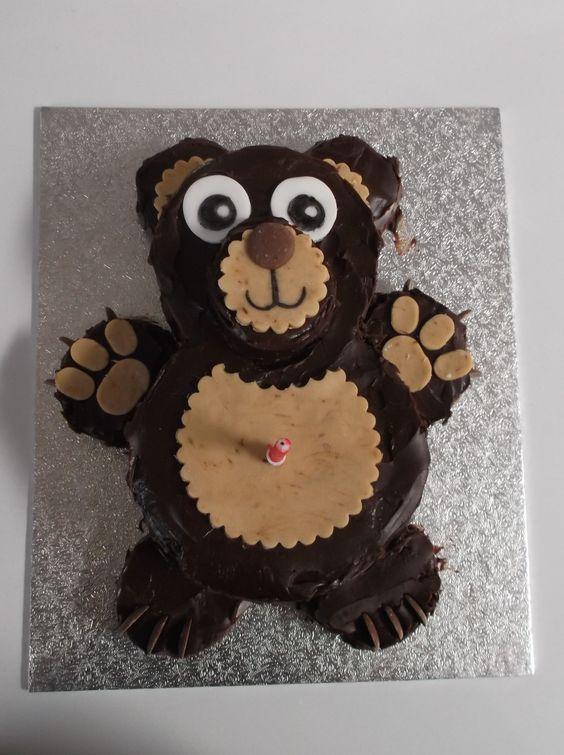 Daughter's 1st Birthday cake