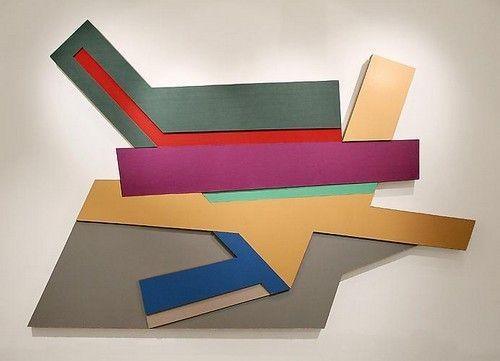 Frank Stella | Art History at PEA