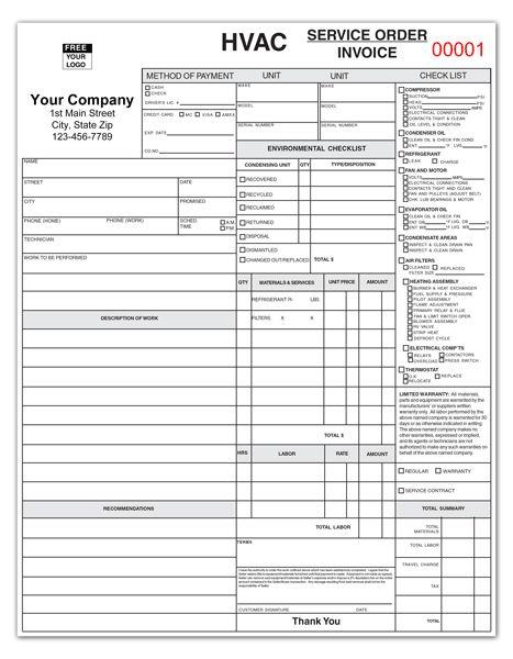 repair ticket template