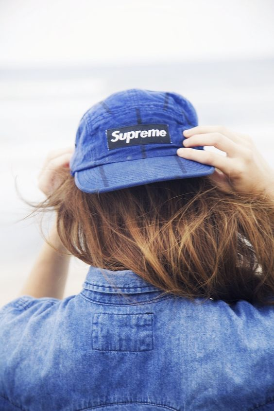 Supreme + denim.