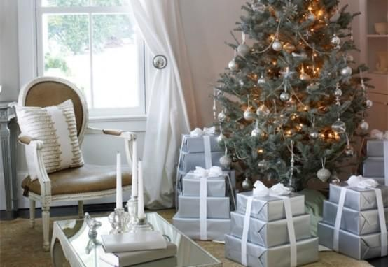 Decorating Modular Home Interiors Christmas Tree Decorating Ideas Pinterest Christmas Decors 554x382 Living Room Ideas Small Space Traditional Christmas Tree Decor