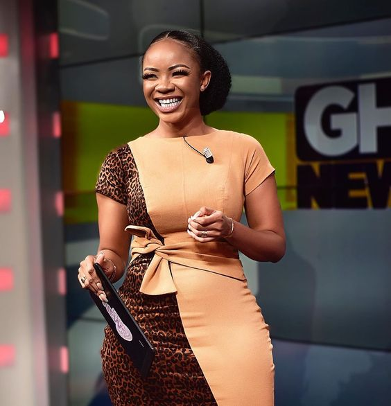 Adorable Fashion Styles of Serwaa Amihere You Must See