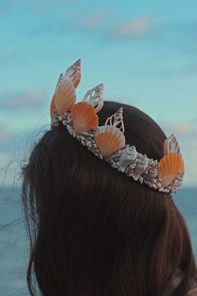Sunrise Mermaid Tiara