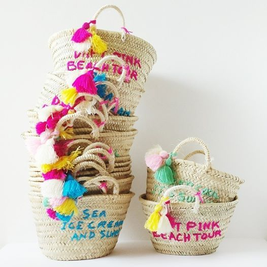 Baskets by Rose in April