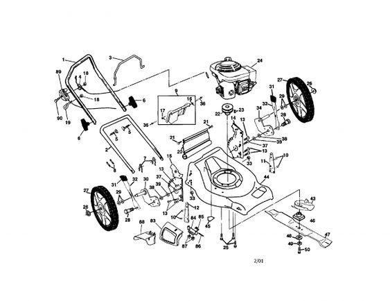 32 honda hrr216vka parts diagram