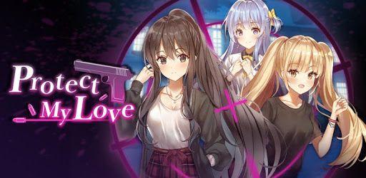 Protect My Love Moe Anime Girlfriend Dating Sim V2 0 6 Mod Free Premium Choices Dating Sim My Love Anime