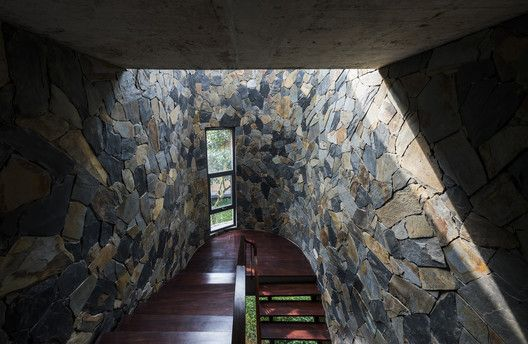 Gallery Of Mr Hung S House 1 1 2 Architects 12 In 2020 Architect Architecture Thatched Roof