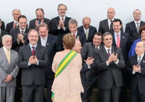 BRASÍLIA - A presidente Dilma Rousseff afirmou nesta terça-feira que a reforma ministerial só será anunciada depois de votado seu Impeachment