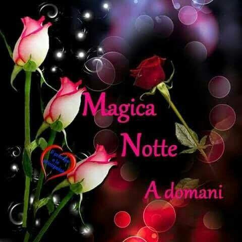 Notte Magica Immagini.Magica Buona Notte Notte Buonanotte E Immagini