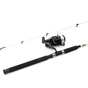 Shakespeare tiger 7 39 spinning rod and reel combo outdoor for Shakespeare tiger fishing rod