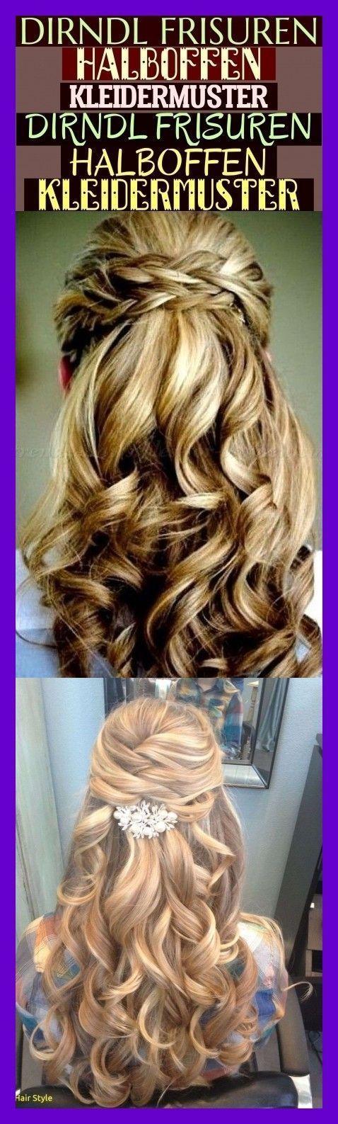 Dirndl Frisuren Halboffen Kleidermuster Dirndl Frisuren Halboffen Kleidermuster Dirndl Frisur In 2020 Hair Styles Homemade Hair Treatments Homemade Hair Products