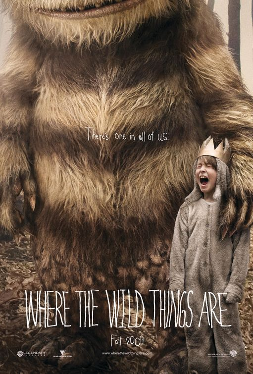 Where the Wild Things Are Movie Poster - Internet Movie Poster Awards Gallery