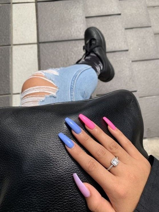 82 Best Cutest Acrylic Nails Ideas For This Summer 2019 Page 8