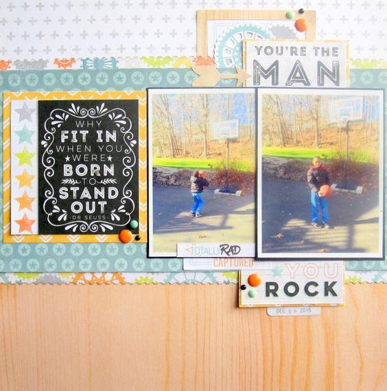You're+the+Man - Scrapbook.com