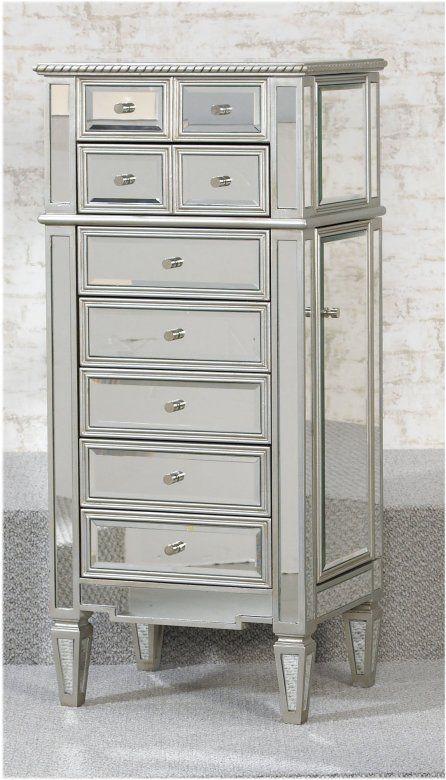 mirrored chests mirrored furniture