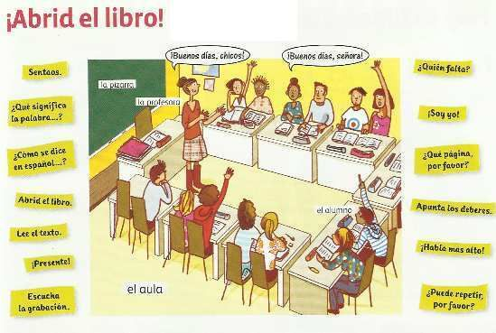 Reglas en clase y frases para comunicar en clase ficha for 10 reglas del salon de clases en ingles