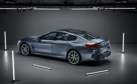 View Photos Of The 2020 Bmw 8 Series Gran Coupe In 2020 Bmw Gran Coupe Coupe