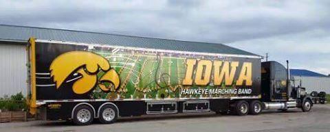 The IOWA truck