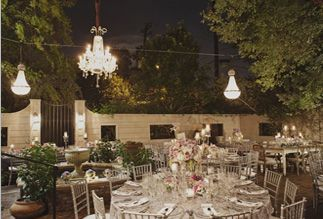 Gorgeous! Photography: J. Cogliandro  #decor #wedding #outdoor #table #setting