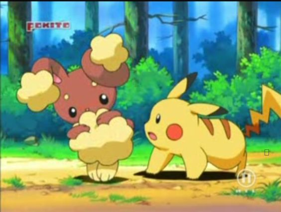 pikachu and buneary pokemon pinterest pikachu