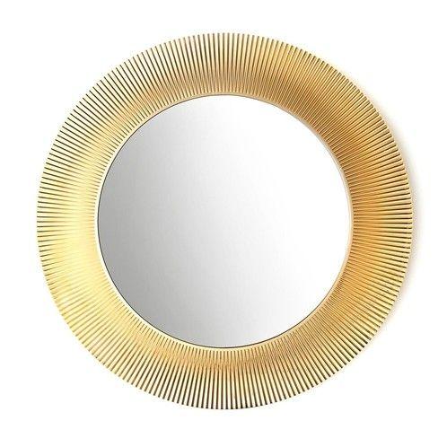 ウォールミラー カルテル 円形 アクリル オールセインツ 鏡