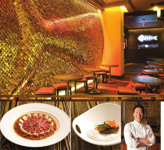 """I can always count on Steelite to make my food look as good as I do!"" - Akira Back, Executive Chef, Yellowtail Japanese Restaurant & Lounge, Las Vegas, NV"