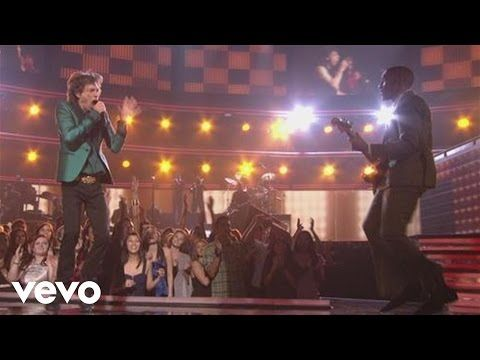 Mick Jagger - Everybody Needs Somebody To Love (GRAMMYs on CBS) ft. Raphael Saadiq - YouTube