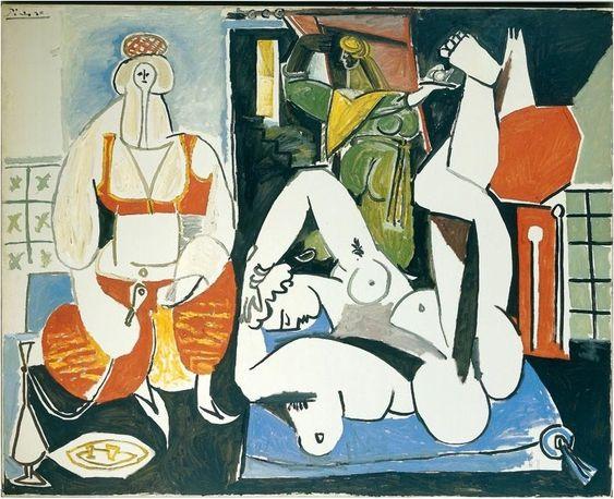 Histoire des Arts en Khâgne » Blog Archive » «Le dernier Picasso» 1954-1973 (1) «La peinture de la peinture»