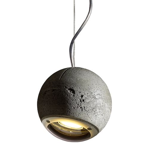 Lampen aus Beton - Interior Trend - FLAIR fashion & home