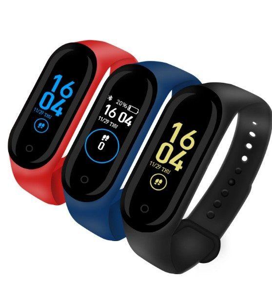 M4 Smartband Fitpro Huawei Samasung Xiaomi Lg Filcomp Smart Band Fitness Tracker Smart Watch