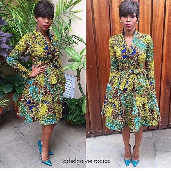 Checkout These Classy And Up-to-Date Ankara Styles; You Would Be Glad You Did - Wedding Digest Naija: