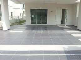 house car porch tiles design