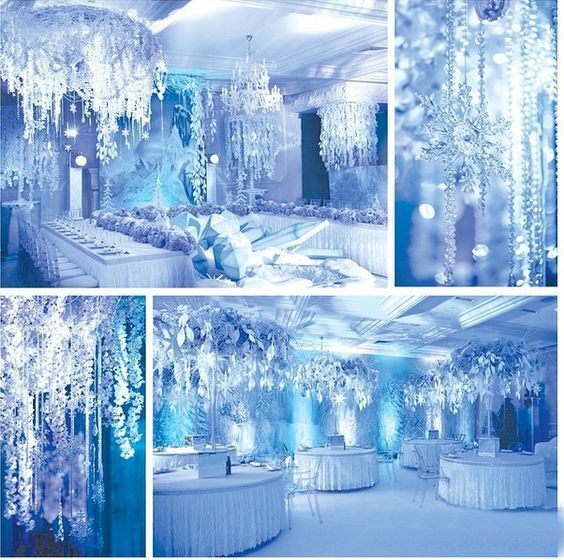 Frozen Themed Reception Wedding Themes Winter Diy Winter Wedding Wonderland Wedding Theme