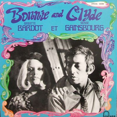 Gainsbourg. Bonnie and Clyde