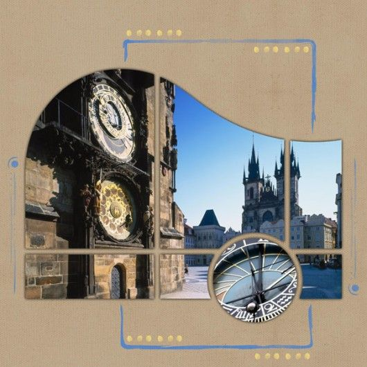 Pack Azza n°2 - Orient-Express | CDIP Boutique - Logiciel de Généalogie et Scrapbooking