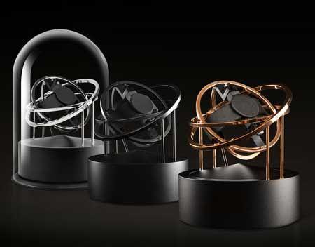Uhrenbeweger Planet Classic von Bernard Favre