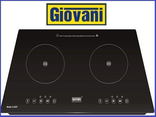 Người dùng đánh giá như thế nào về bếp từ Giovani sau khi sử dụng