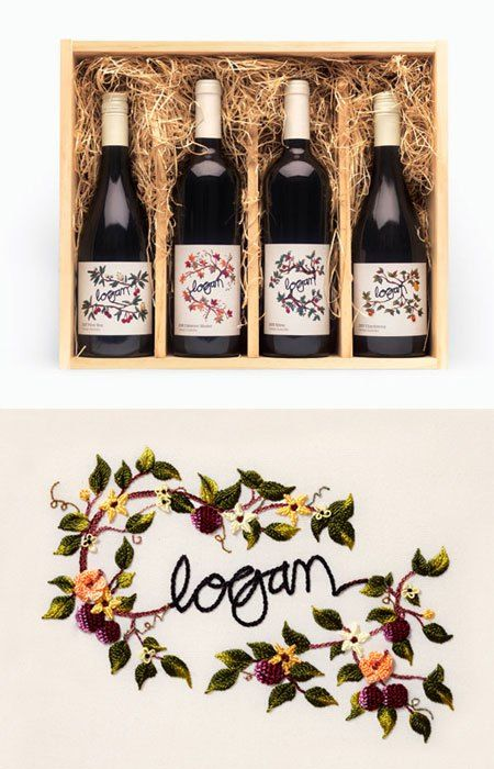 logan wine labels