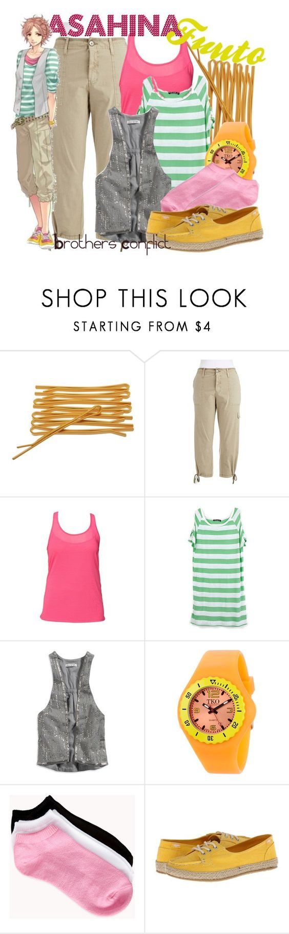 """Asahina Fuuto, from Brothers Conflict"" by blackrabbitmegapig ❤ liked on Polyvore featuring L. Erickson, DKNY Jeans, Roxy, American Eagle Outfitters, Forever 21 and Rocket Dog"