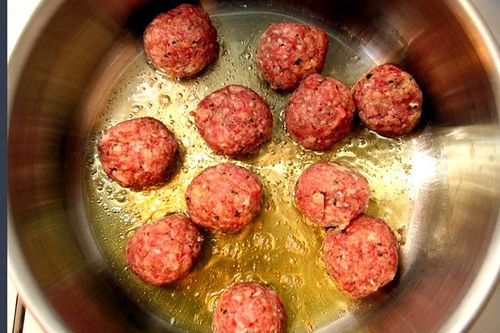 Meatball Recipe Smitten Kitchen