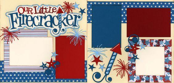 Our Little Firecracker