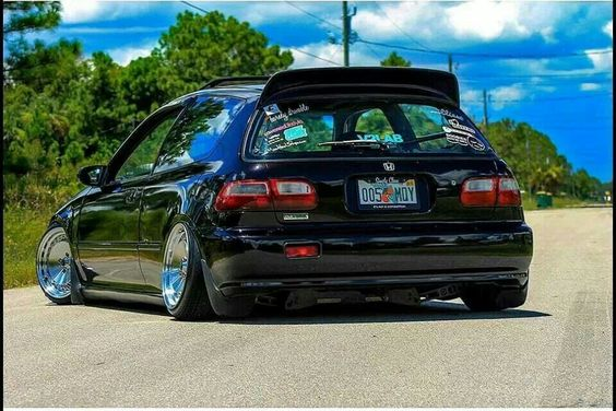 Honda Cool Cars And Car Photos On Pinterest