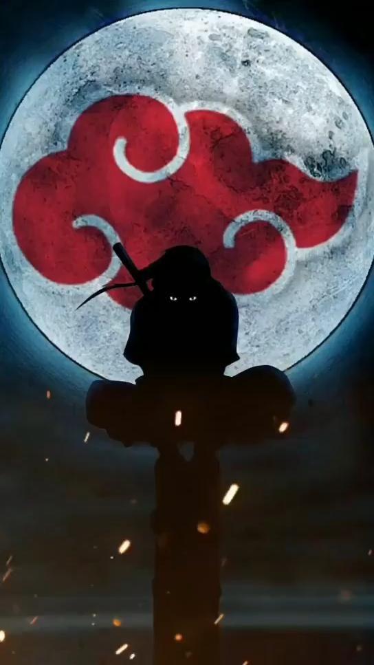 Itachi Live Wallpaper Video Papel De Parede Para Iphone Fotos De Anime Legais Naruto E Sasuke Desenho Itachi live wallpaper iphone 8