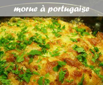Recettes de morue à la portugaise: des tas de spécialités, miam!
